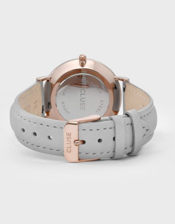 La Boheme Rose Gold White Grey..